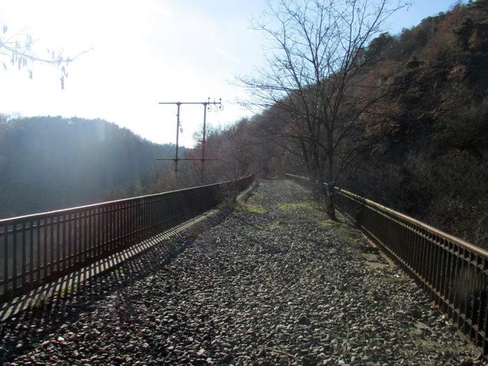 Ancienne voie ferrée Thorrenc
