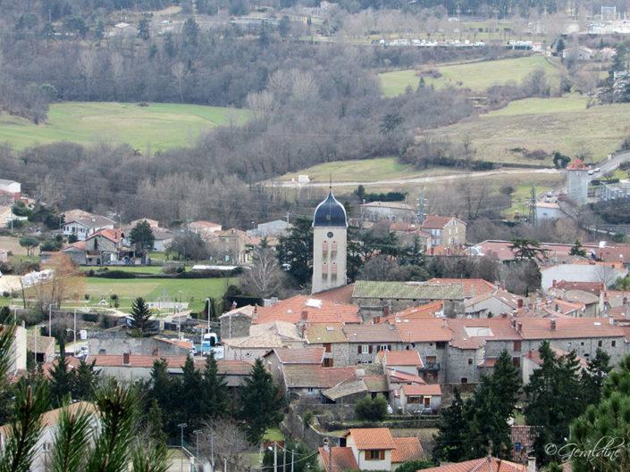 Village Boulieu-lès-Annonay