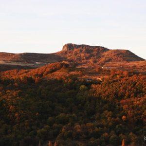 Vue Col de Chabanne