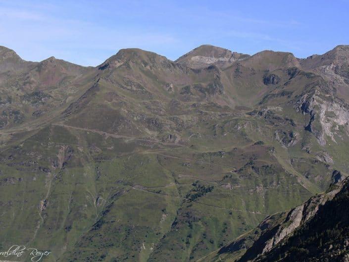 Route Col du Tourmalet