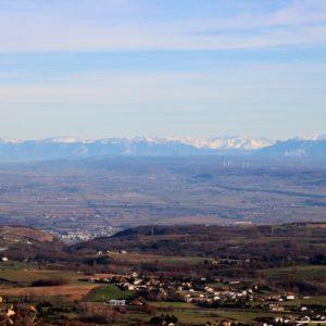 Peaugres, Vallée du Rhône