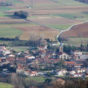 Village de Peaugres
