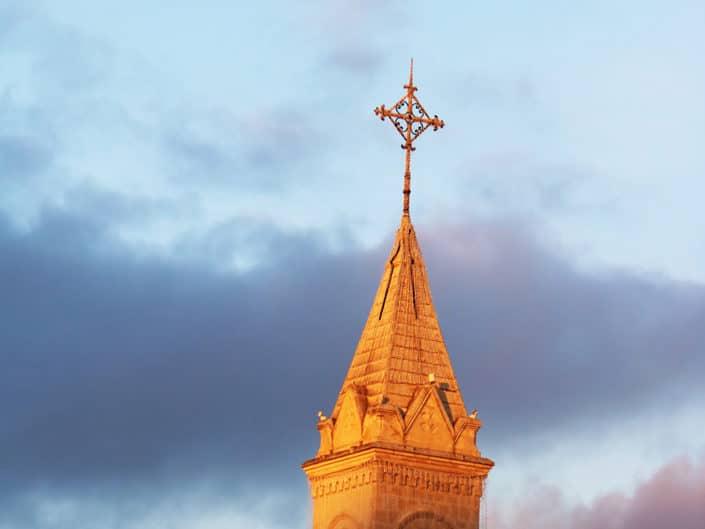 Clocher église Saint-Nazaire