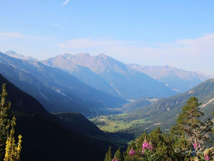 Vallée et ses cimes de la Vanoise