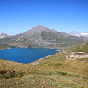 Lac Mont-Cenis et Fort Ronce