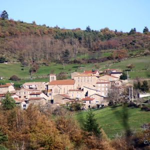 village de Toissieu