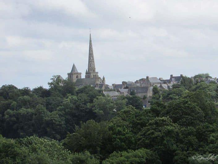 Tréguier et sa cathédrale