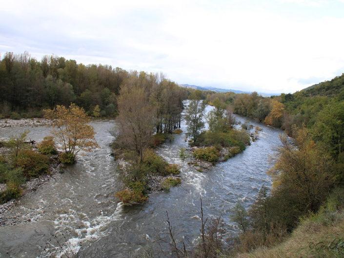 Débordement de l'Ardèche