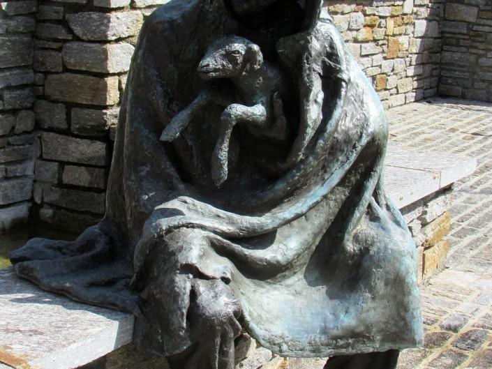 Le berger de la fontaine de Viella
