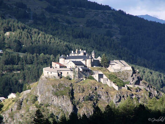 Le fort Queyras fortifié par Vauban