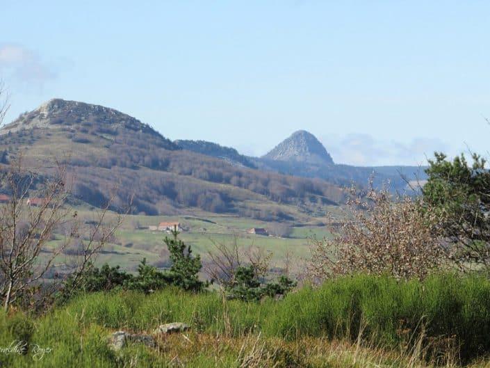 Le Mont Gerbier de Joncs