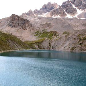 Le lac Sainte Anne