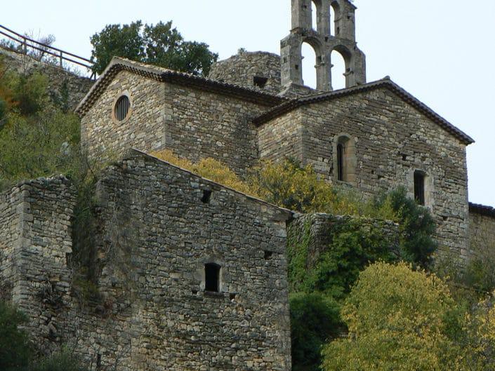 Eglise Castrale St Barthélemy