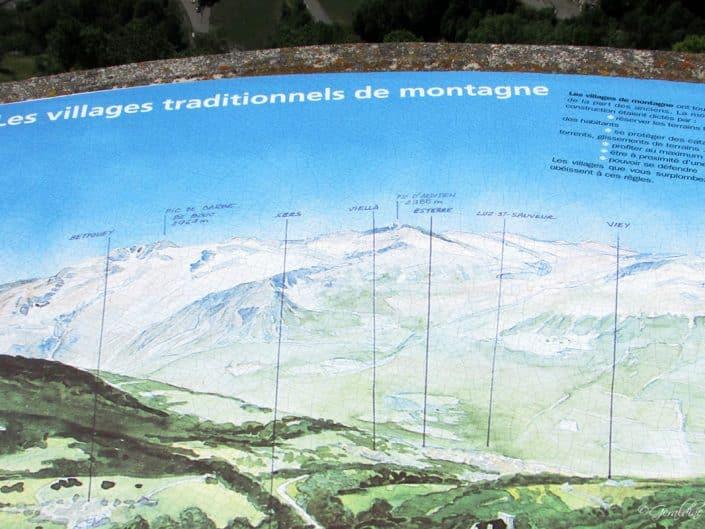 Les villages traditionnels de montagne