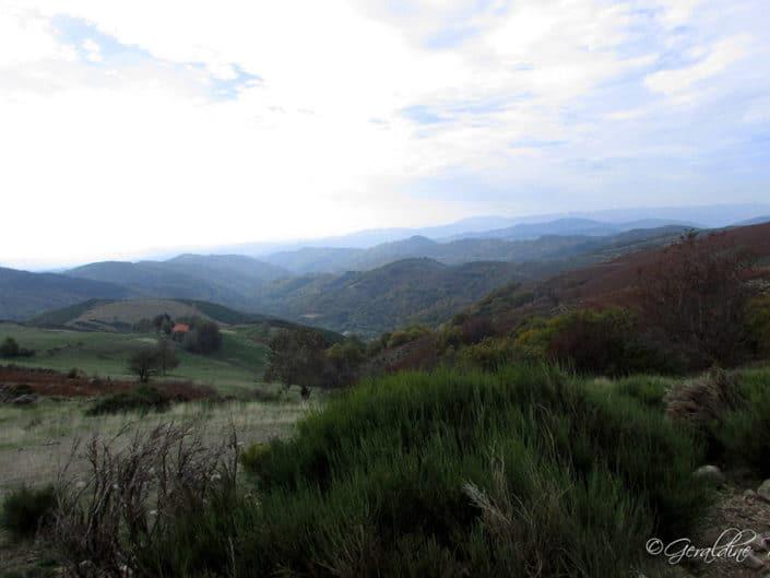 Panorama depuis la Paille