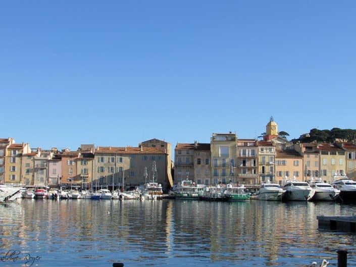vue de Saint-Tropez