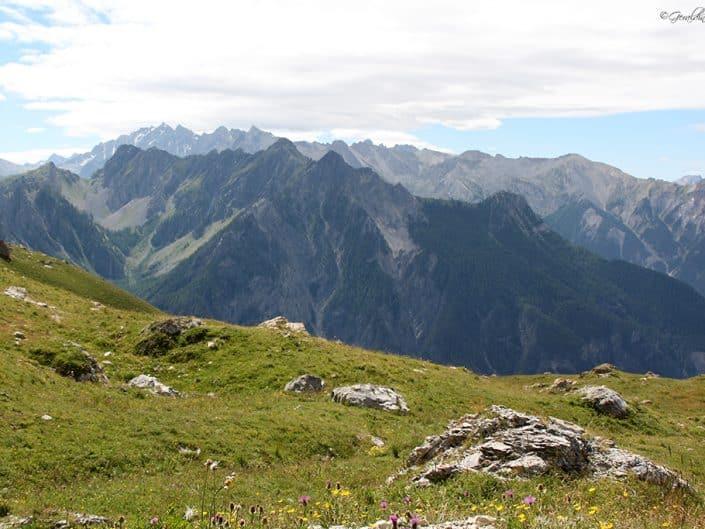 La vallée d'Escoyères