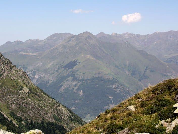 Panorama point de vue du lac
