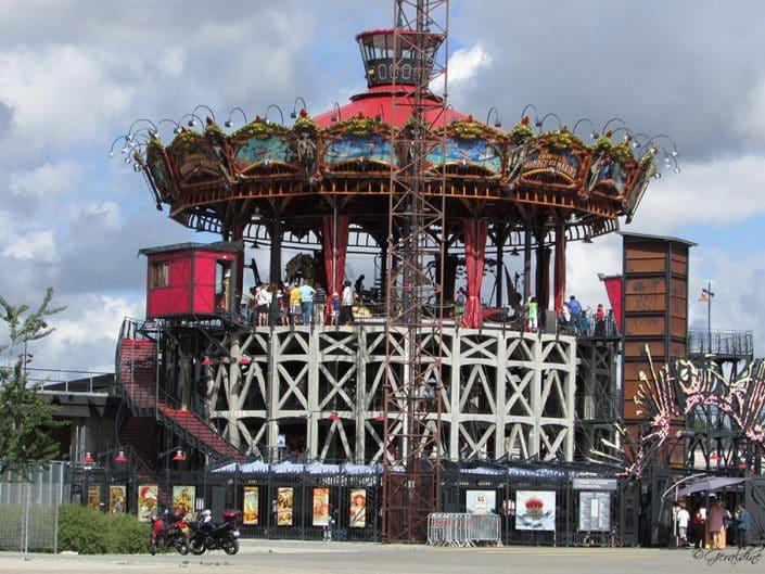 Le Carrousel des machines de l'île à Nantes